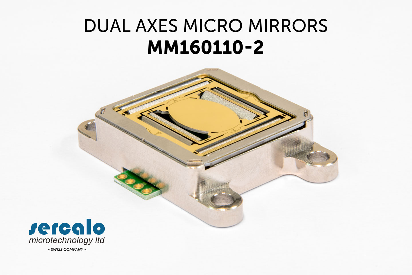 SERCALO DUAL AXES MAGNETIC MIRROR MM160110-2