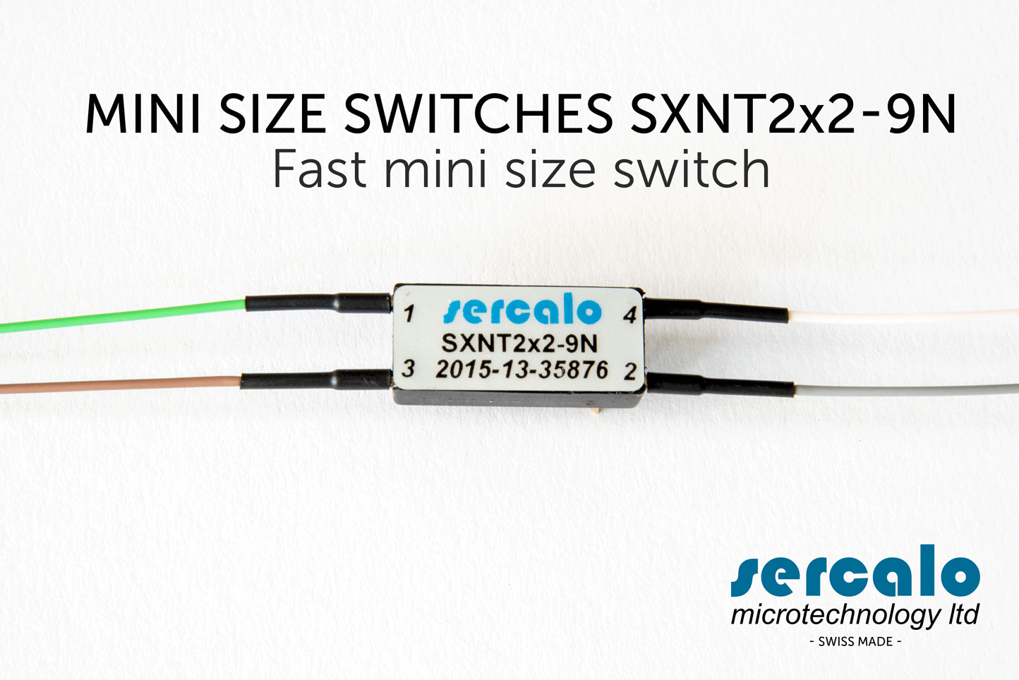 SERCALO MINI SIZES SWITCHES SXNT
