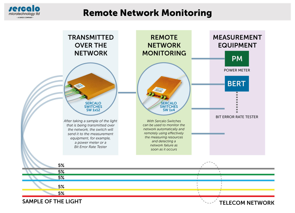 Remote Network Monitoring