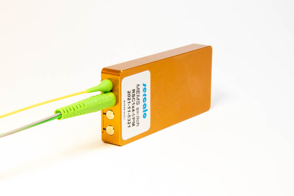 MEMS Switch rSC 1x4-9B-10-FA