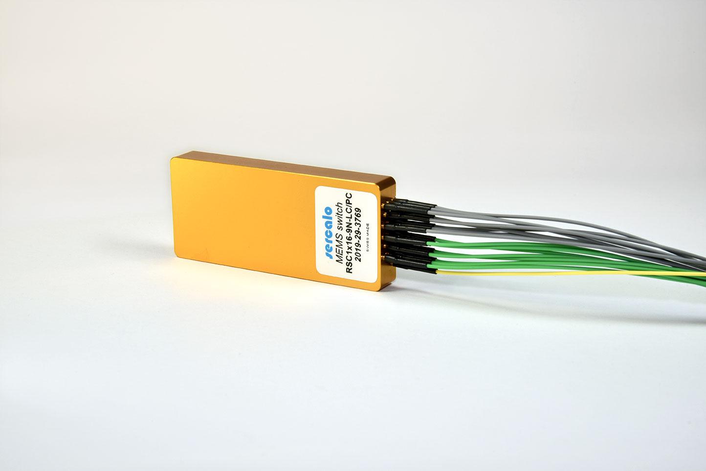 MEMS Switch SW-1x4-9N-FP-PC